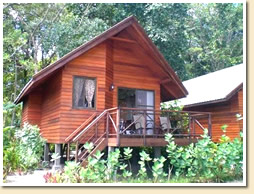 Bungalow at Dolphin Bay Resort - Courtesy of www.dolphinbay-resort-peleliu.com