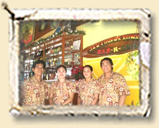 resort staff